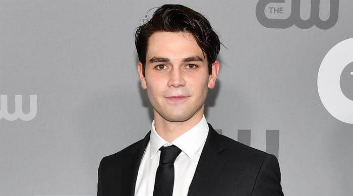 Kj Apa Dyed His Hair Dark Again But It Won T Last Long